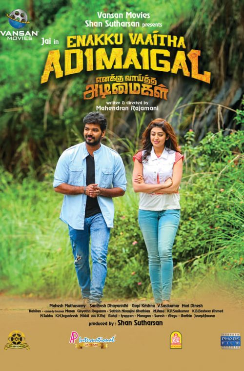 Enakku Vaaitha Adimaigal (2017) Tamil WEB-HD 720p AVC AAC 1.8GB - HC-ESub-RDLinks