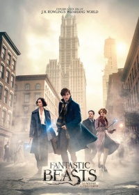 Fantastic Beasts and Where to Find Them-posser