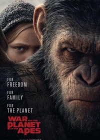 War for the Planet of the Apes-posser