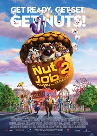 The Nut Job 2: Nutty by Nature-posser