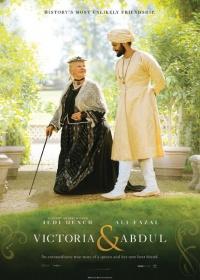 Victoria and Abdul-posser