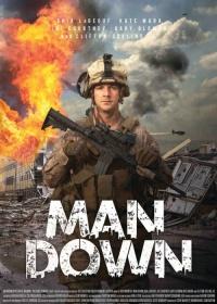 Man Down-posser
