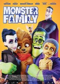 Monster Family-posser