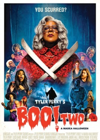 Boo! A Madea Halloween-posser