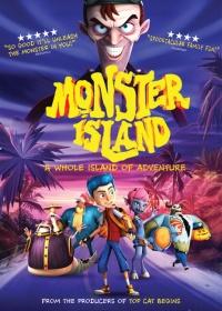 Monster Island-posser