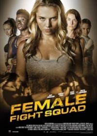 Female Fight Squad-posser