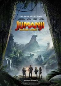 Jumanji : Welcome To The Jungle-posser