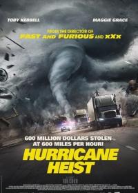 The Hurricane Heist-posser