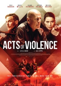 Acts of Violence-posser