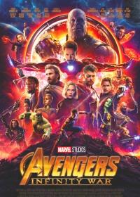 Avengers: Infinity War-posser
