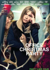 Office Christmas Party-posser