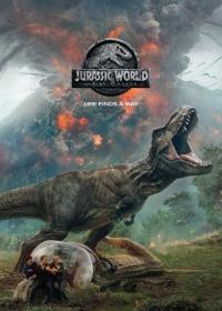 Jurassic World: Fallen Kingdom-posser