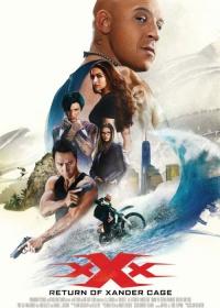 xXx: Return of Xander Cage-posser