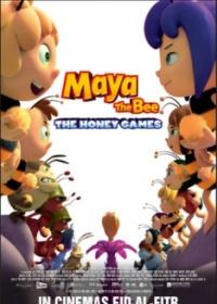Maya The Bee : The Honey Games-posser