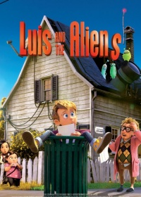 Luis and the Aliens-posser