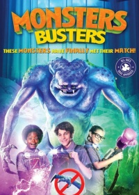 Monsters Busters-posser
