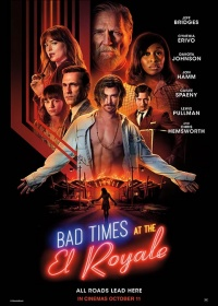 Bad Times At The El Royale-posser