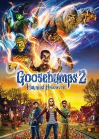 Goosebumps 2: Haunted Halloween-posser