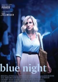 Blue Night-posser