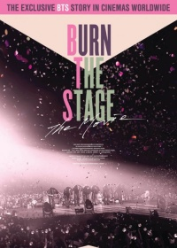 Burn the Stage: the Movie-posser