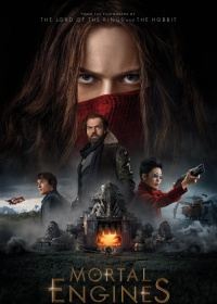 Mortal Engines-posser