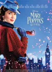 Mary Poppins Returns-posser
