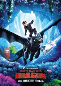 How to Train Your Dragon 3-posser