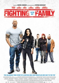 Fighting with My Family-posser