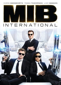 Men in Black: International-posser