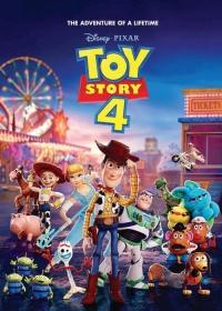 Toy Story 4-posser