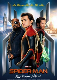 Spider-Man: Far from Home-posser