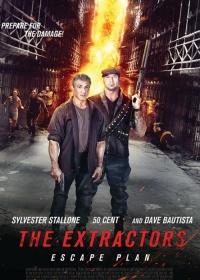 Escape Plan: The Extractors-posser
