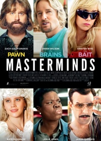 Masterminds-posser