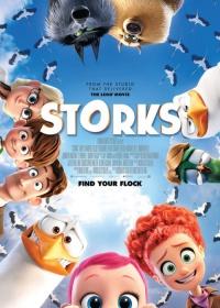 Storks-posser