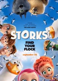 Storks -posser