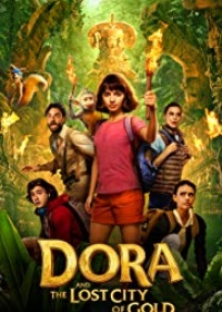 Dora and the Lost City of Gold-posser