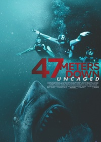 47 Meters Down: Uncaged-posser