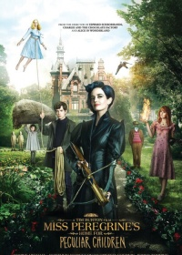 Miss Peregrine's Home for Peculiar Children-posser
