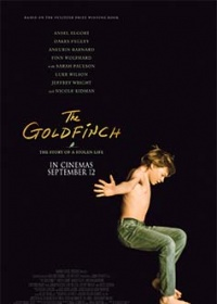 The Goldfinch-posser