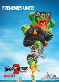 The Angry Birds Movie 2-posser