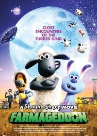 A Shaun the Sheep Movie: Farmageddon-posser