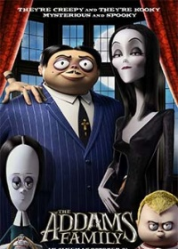 The Addams Family-posser