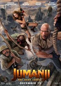 Jumanji: The Next Level-posser