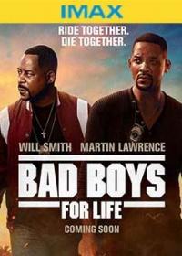 Bad Boys for Life-posser