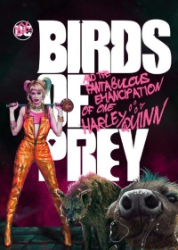 Birds of Prey-posser