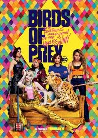 Birds Of Prey-posser
