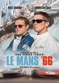 Le Mans 66 (ford V Ferrari)-posser