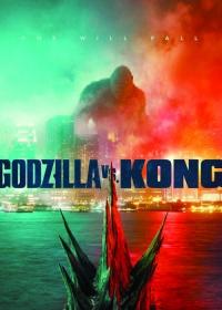 Godzilla vs. Kong-posser