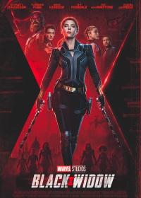 Black Widow-posser
