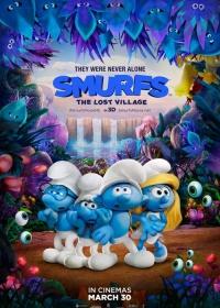 Smurfs: The Lost Village-posser
